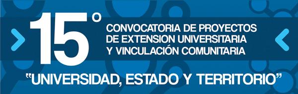 Universidad, Estado y Territorio