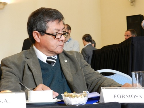 El rector de la UNaF participó del Plenario