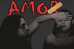 La obra 'Amor' contra la violencia de género