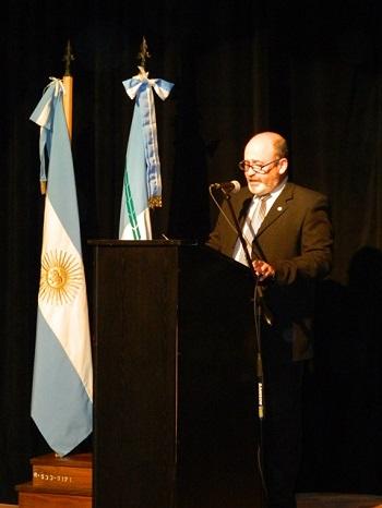 Carlos Leyes, coordinador del IDAC