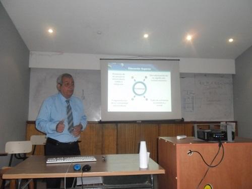La metodología fue impartida mediante conferencias