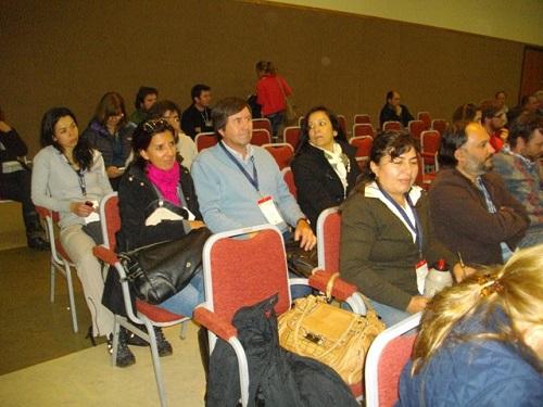 Sesiones del Congreso Forestal