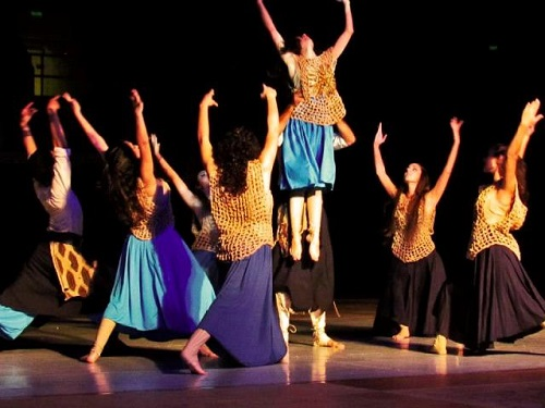 Taller de Danza Contemporánea