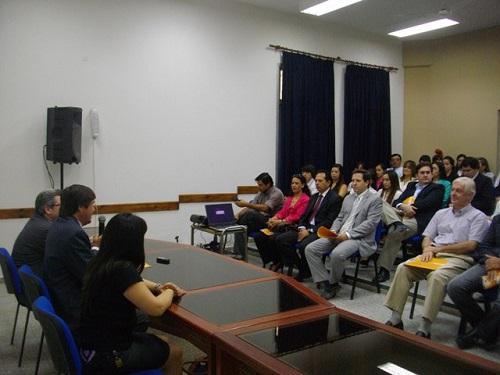 Apertura de las XVI Jornadas de Ciencia y Tecnología