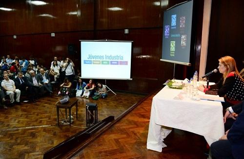 La ministra Giorgi presidió el acto realizado en en el Salón Néstor Kirchner