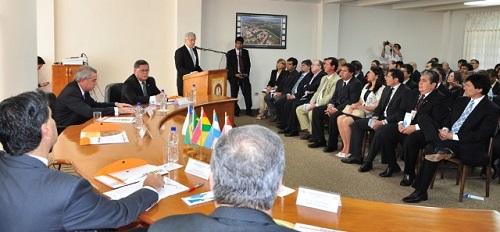 Nuevo Plenario de la Red Zicosur se realizó en la UNI