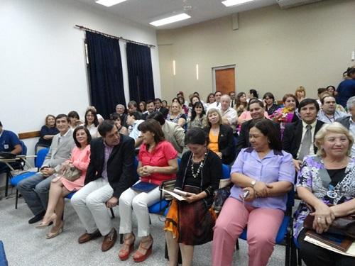 Una numerosa asistencia colmó las instalaciones del Microcine