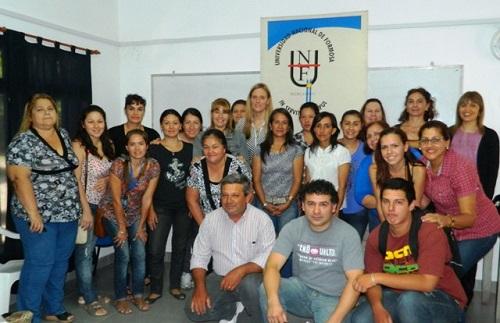 Más de 80 personas completaron el curso
