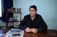 Rafael Olmedo, secretario general de Extensión