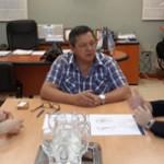 El rector de la UNaF suscribi+¦ convenios2