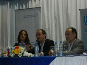 Aldo Caballero, secretario de Políticas Universitarias