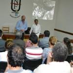 Conferencia de Granada en la UNaF2