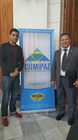 foto rector CUMIPAZ