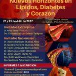 Jornada de Lipidos, diabetes y Corazon