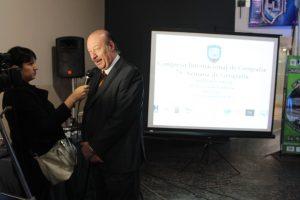 Apertura del Congreso Internacional de Geografía-78° Semana de Geografía