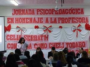 La Facultad de Humanidades de la UNaF organizó una jornada sobre Psicopedagogía
