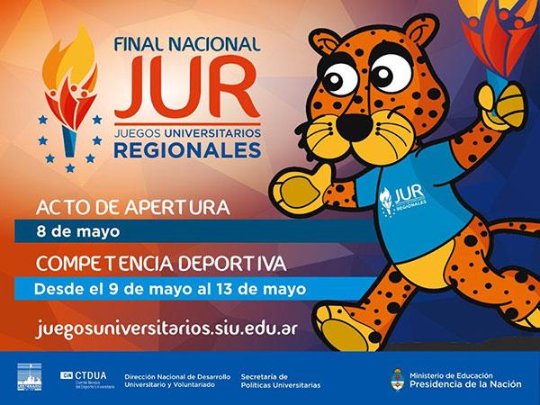 Se Viene La Final Nacional De Los Juegos Universitarios Regionales